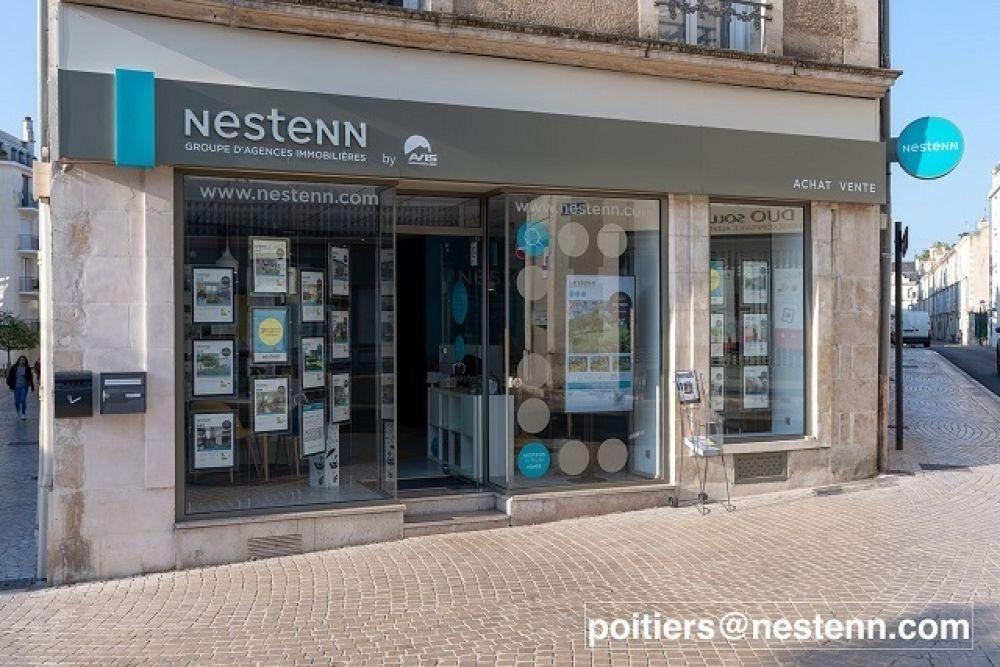 Immobilier Poitiers 86000 Nestenn
