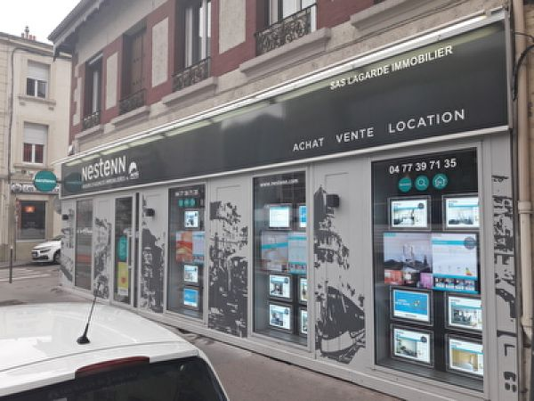 agence immobiliere Saint-Etienne