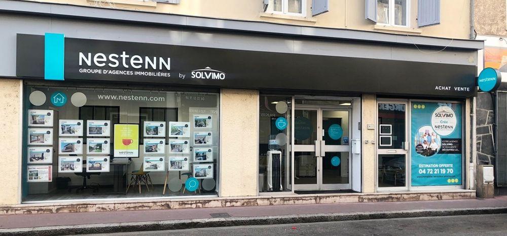 Immobilier Venissieux 69200 Nestenn
